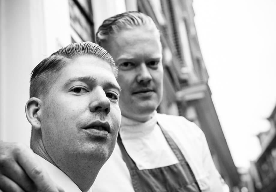 Bij Restaurant Gebr. Hartering vragen ze in het weekend om een aanbetaling, eigenaar Niek Hartering legt uit waarom