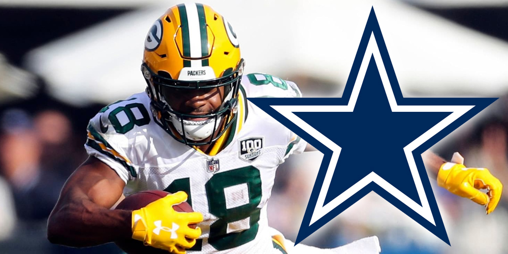 4 Reasons to Buy Low on Randall Cobb in Fantasy 2019