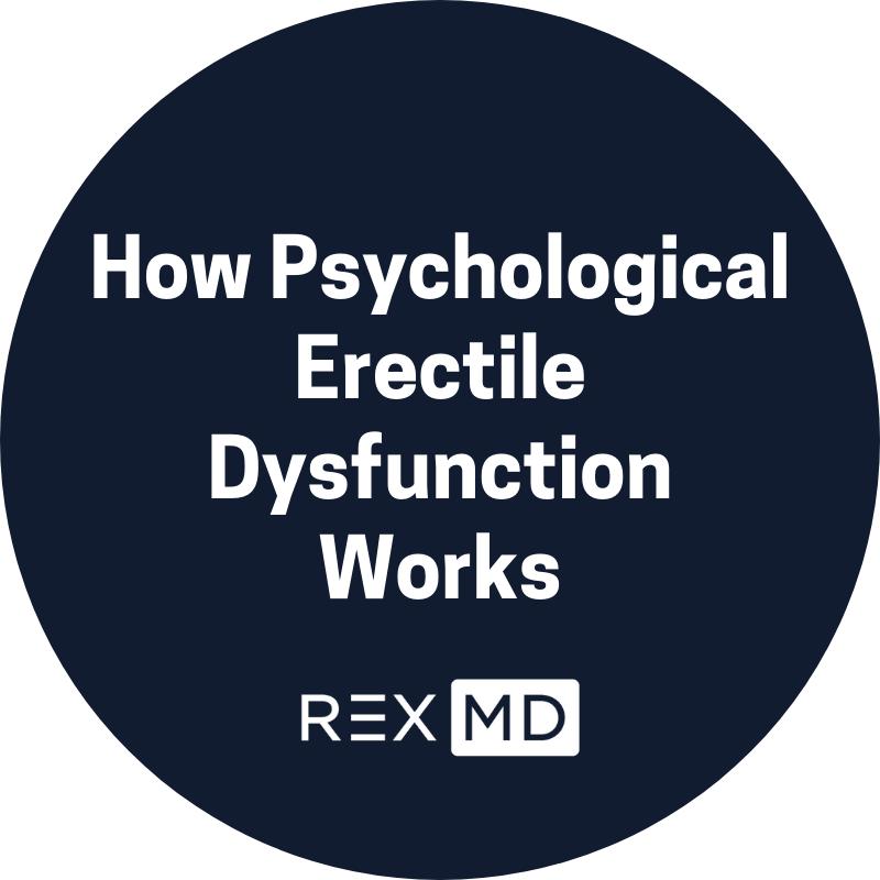 How Psychological Erectile Dysfunction Works