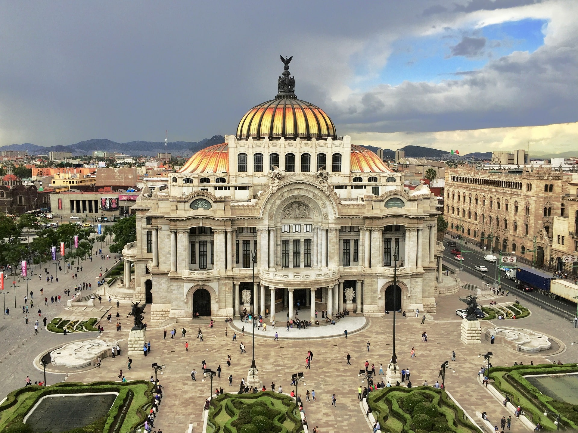 Centro Historico is one of the best neighborhoods in Mexico City