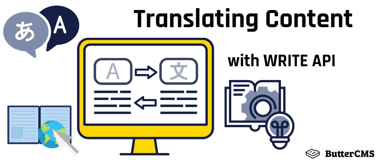 Write API for Translating Content Workflow Automation