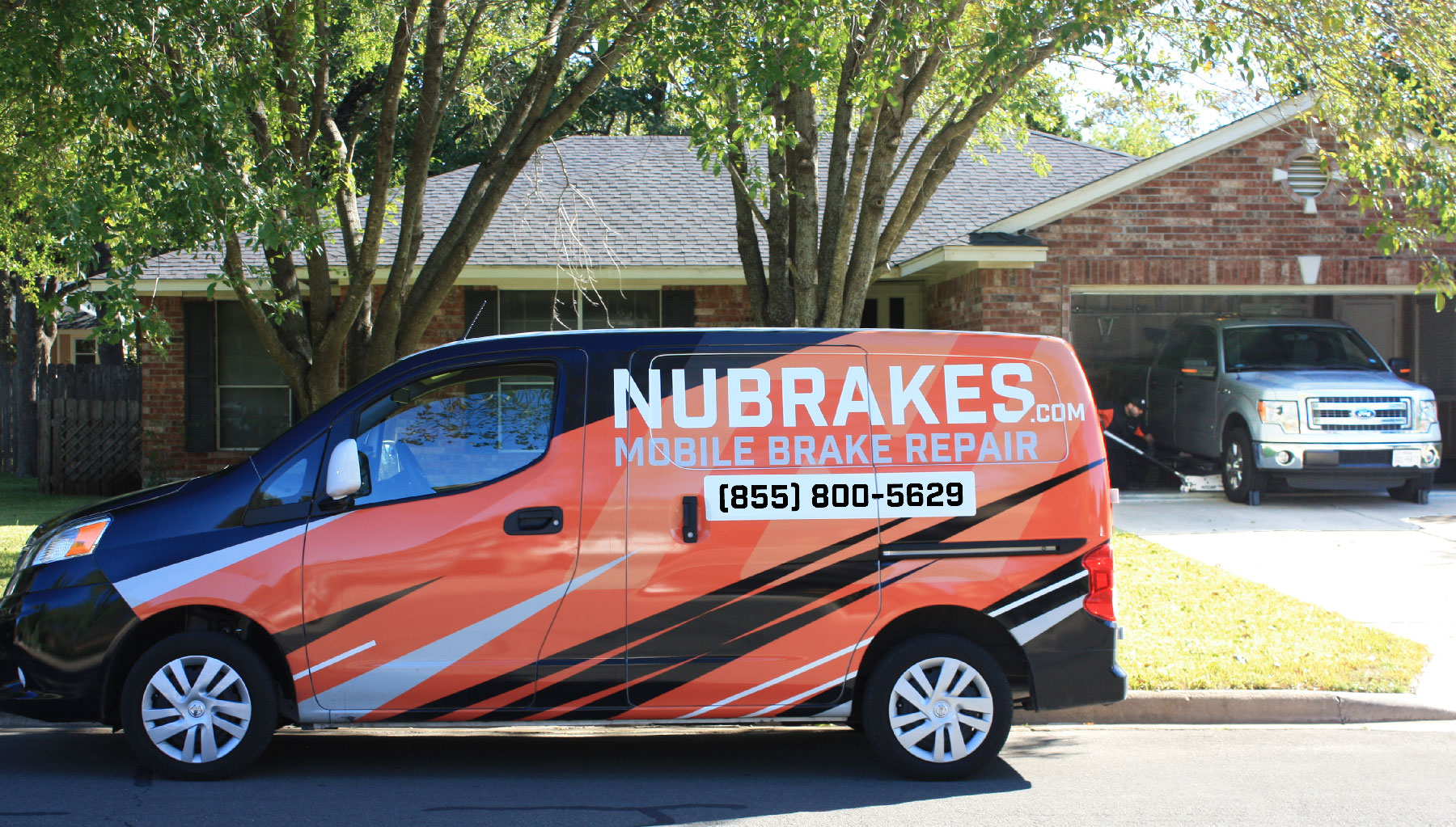 featured image thumbnail for post NuBrakes Expands Further In Dallas-Fort Worth Metro Area