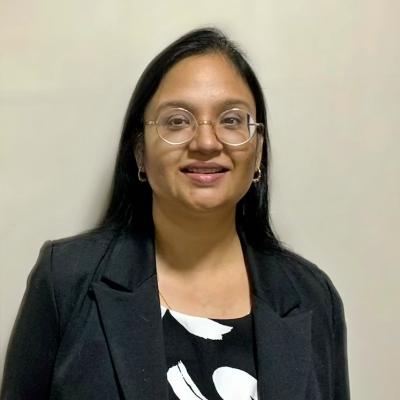 Photo of Shweta Sinha