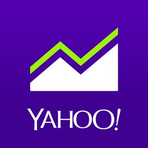 Yahoo finance app logo