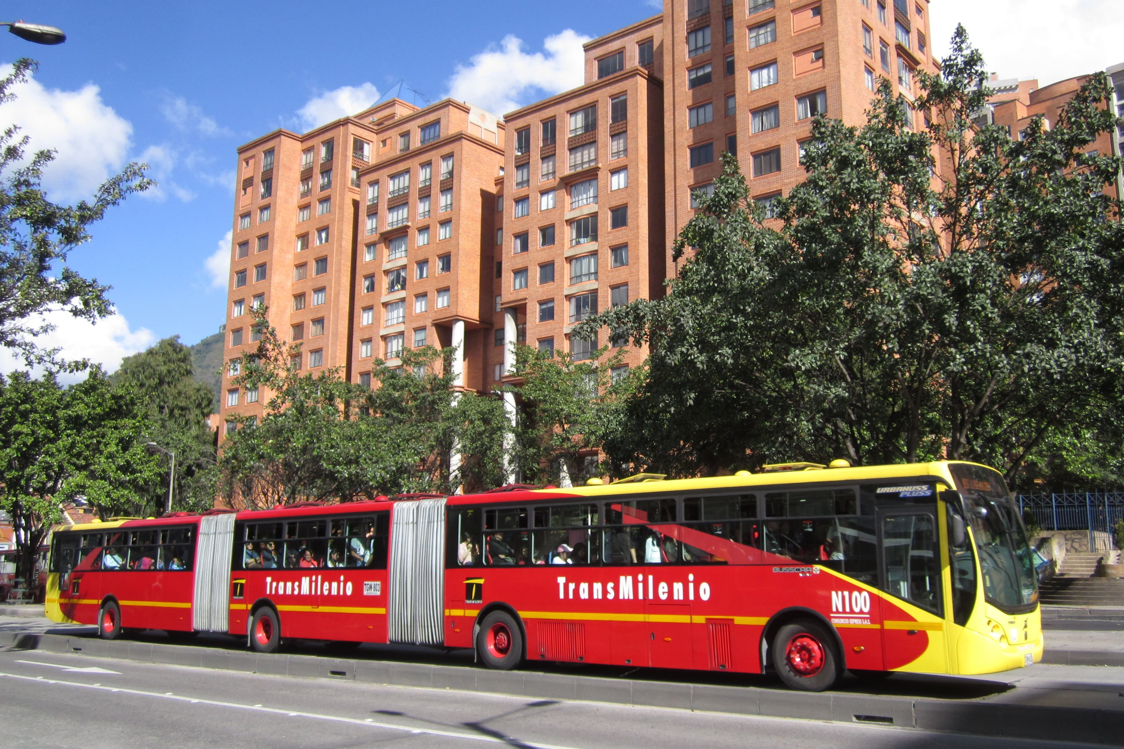 Getting familiar with transportation is important for Colombia tourism