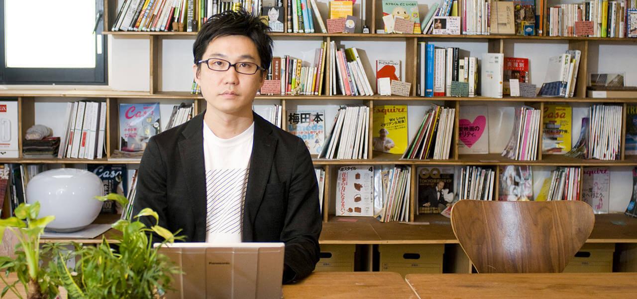 株式会社凸/DECO,Inc. | gooya CREATER'S HUB 長谷川秀樹 「ご馳走が謝礼」消費者と企業をつなぎ、 モノづくりを支えるユニークなサービス