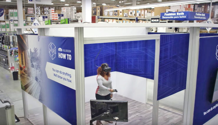 using AR to complement marketing