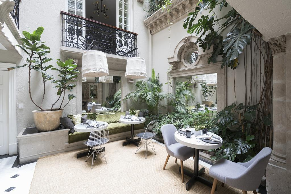 Private and glamorous, Nima Local House Hotel feels like a Mexico City resort