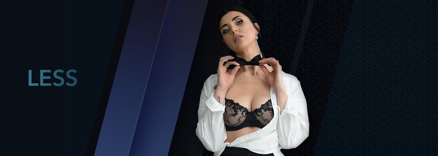 Interview: Less is More Than Just A Camgirl