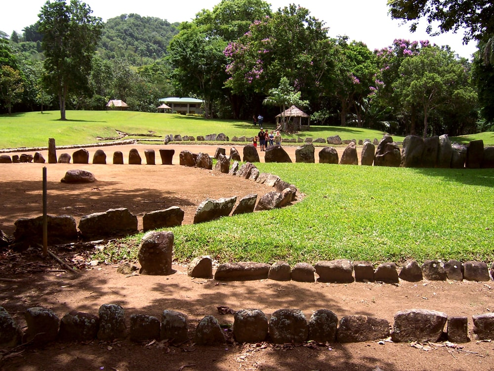 Taino Stonehenge Caguana Ceremonial Park Things to do in Puerto Rico