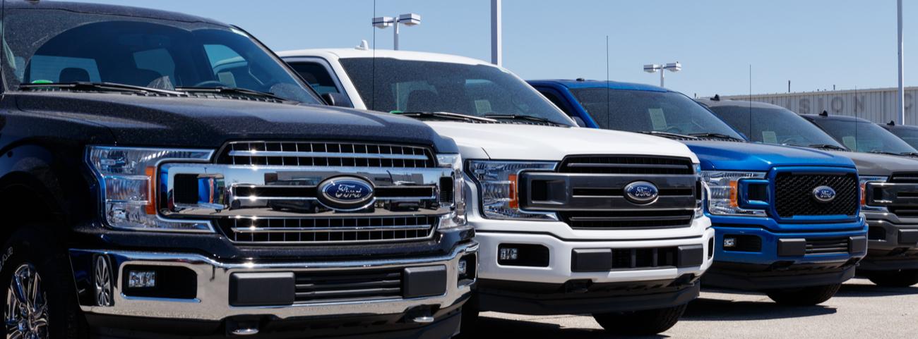 Comparativas de camionetas Ford