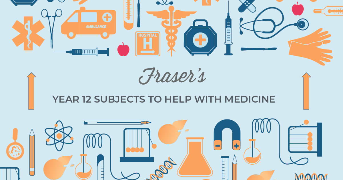 Year 12 subjects to help with medicine (A guide to UCAT)