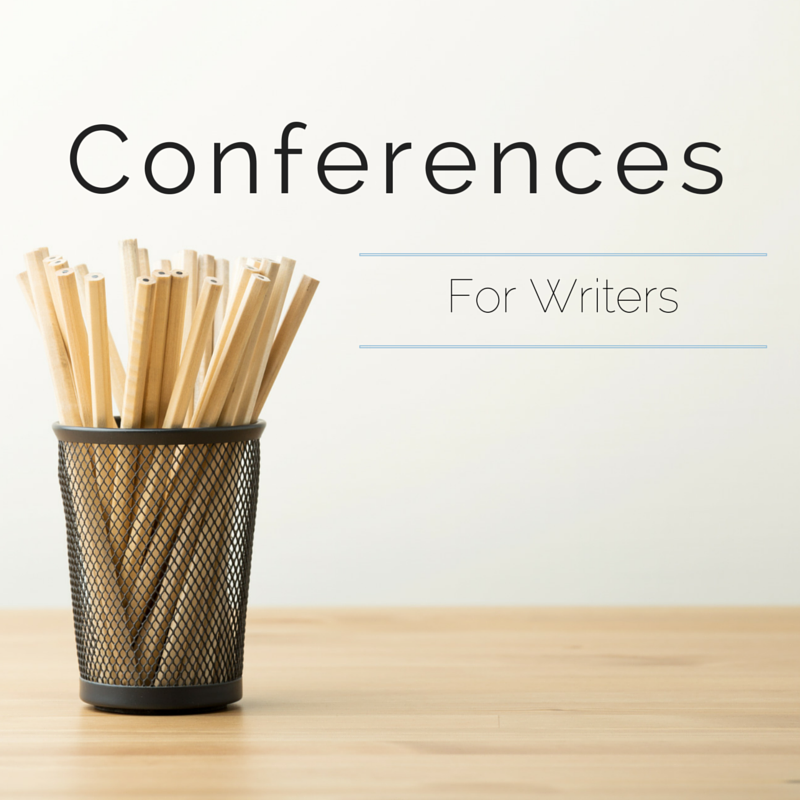 Top 5 Writers Conferences -- and 2 Retreats