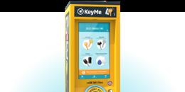 Copy and Save Keys at Kiosk