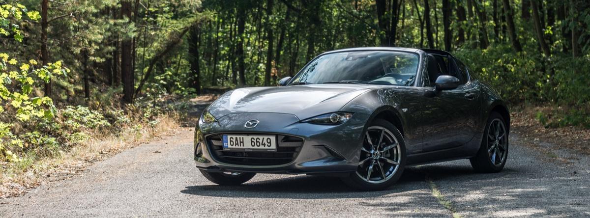 Mazda MX-5 2018 | Características, precios y atributos