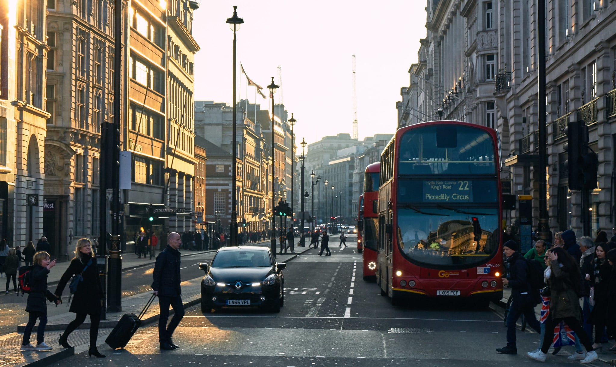 When it comes to London transportation, the double decker buses are you friend