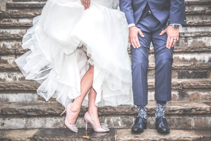 social media ideas for wedding