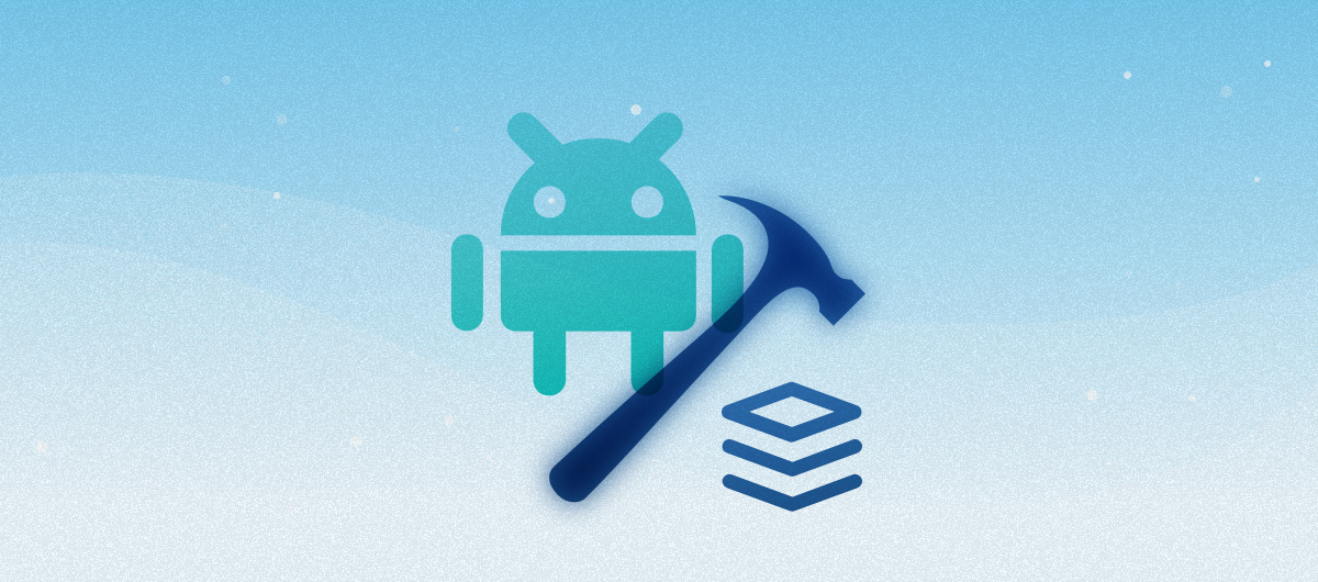 Bitrise Xcode stacks come with Android tools installed