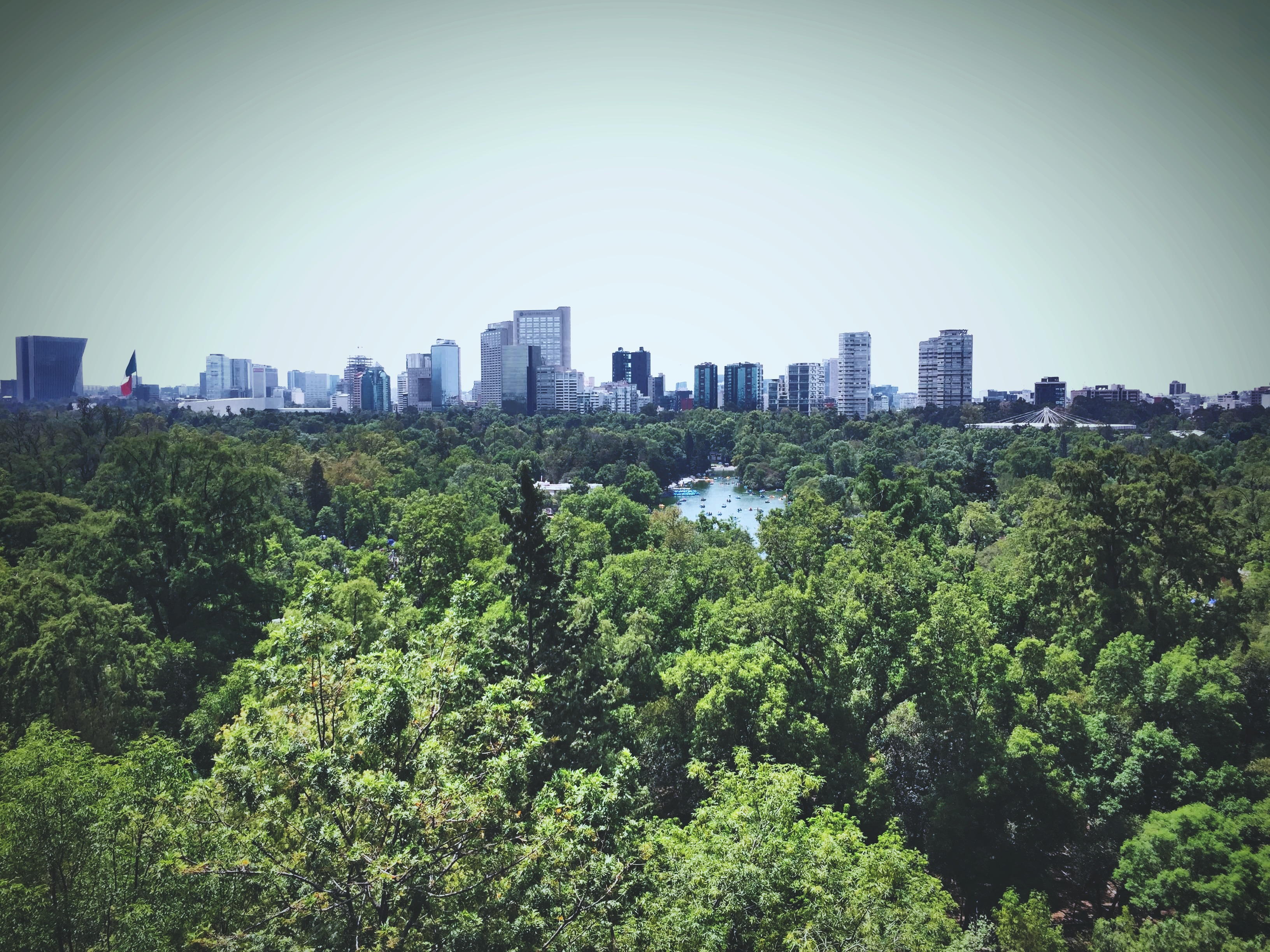 Chapultepec Park offers tons of great things to do in Mexico City