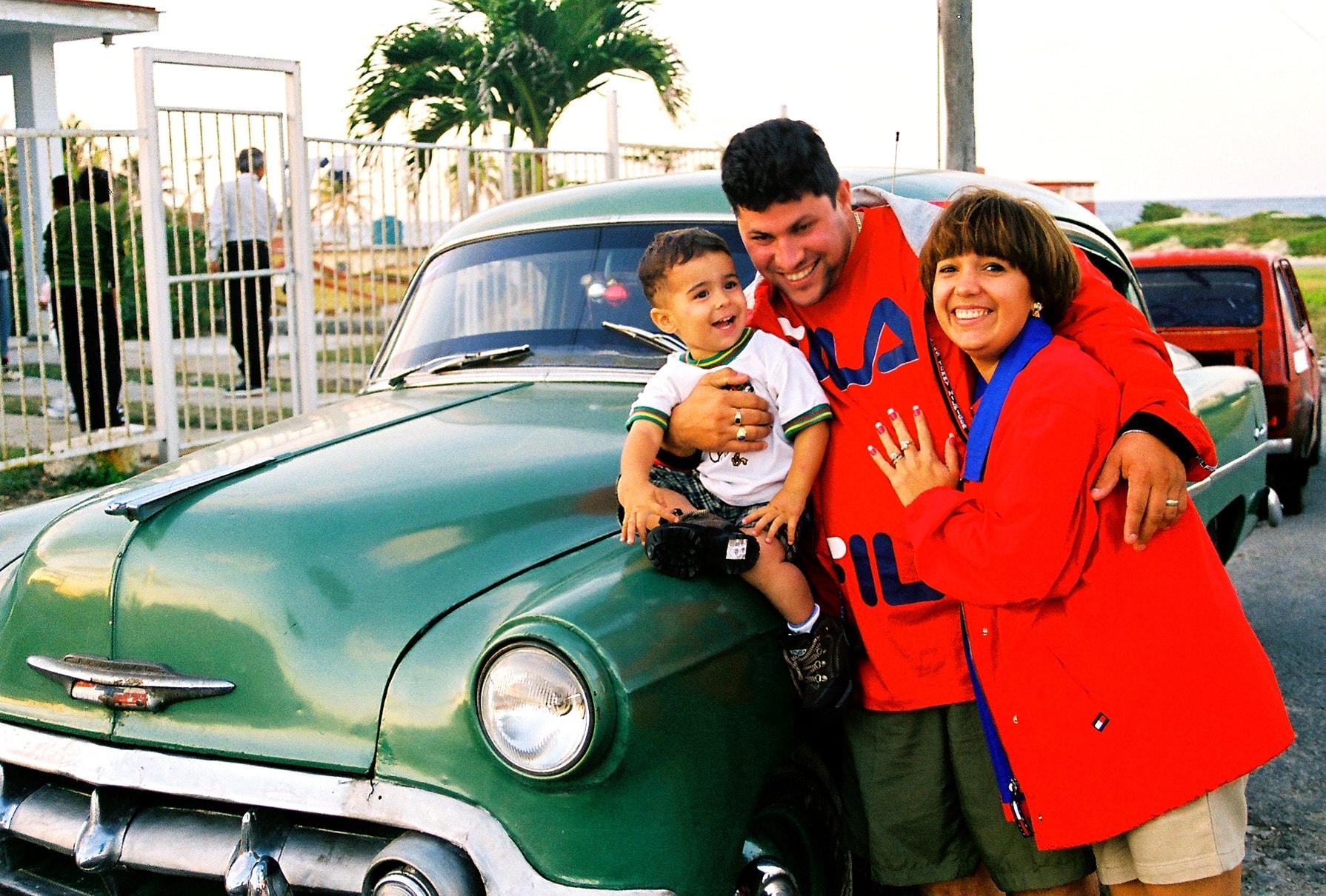 cuba convertible family trip to cuba