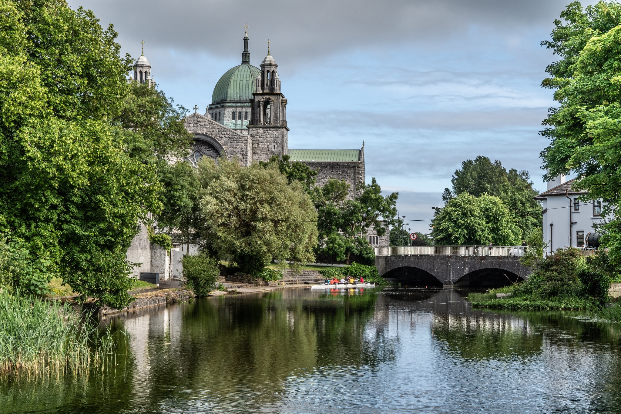 Checking out the historic St. Nicholas' Collegiate Church is an awesome thing to do in Galway Ireland