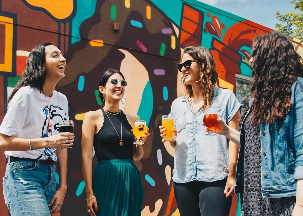 A rad thing to do in LA is check out all the city's amazing breweries