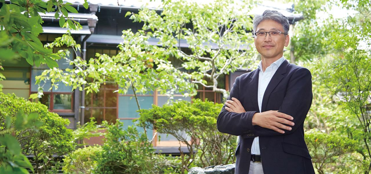 鎌倉投信 株式会社の代表と企業ロゴ