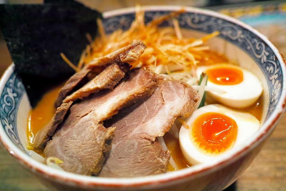 ramen japanese food what to do in Japan