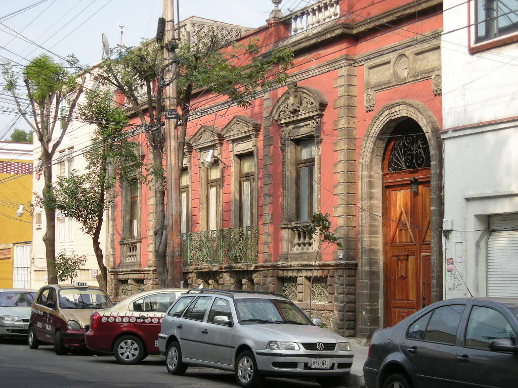 San Rafael is one of the best places to visit in Mexico City