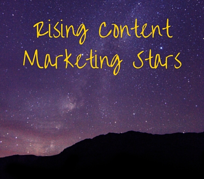 7 Rising Content Marketing Influencers You Should Be Following Right Now