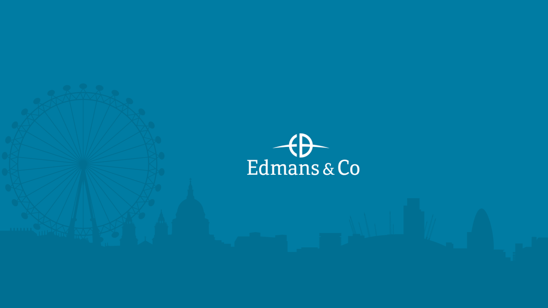 Logo of Edmans & Co law firm that specialises in UK immigration law.