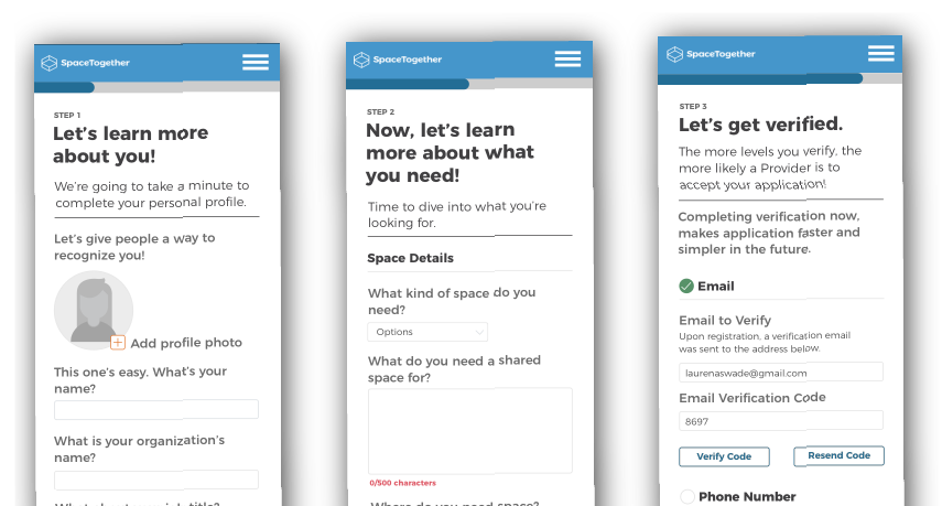 SpaceTogether Space Sharing - Space R...