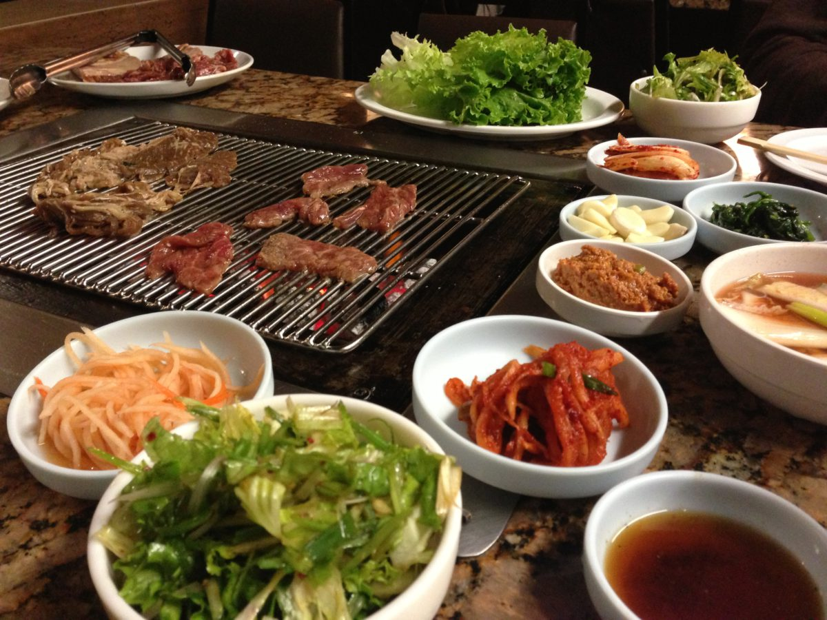 5 Best Restaurants For Korean Bbq In Los Angeles Doorsteps Rent