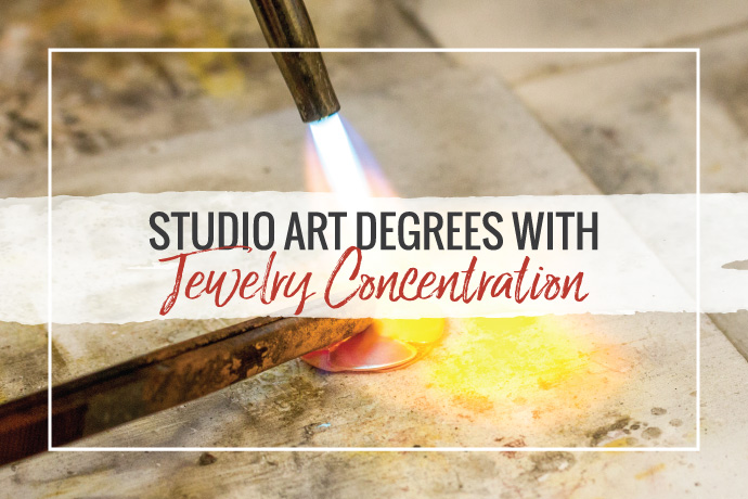Studio Art Degrees with a concentration in Metals/Jewelry Ball State University BFA & MFA Visual Arts - Metals Concentration Associate Profe