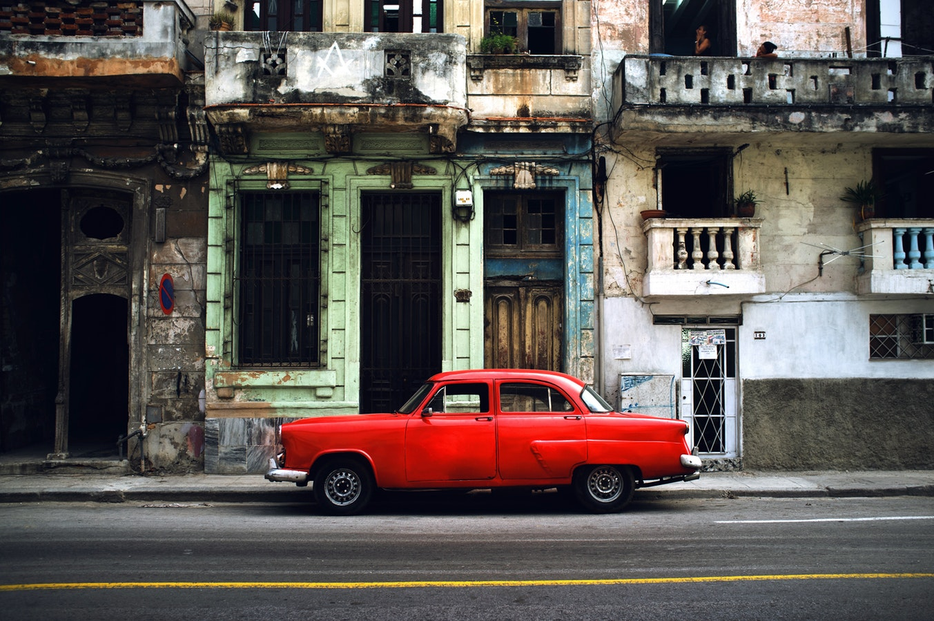 car for solo trip to cuba