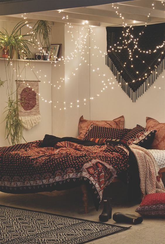 Tapestry Dorm Room
