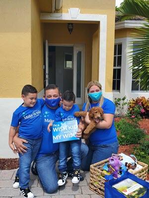 make a wish southern florida puppyspo...