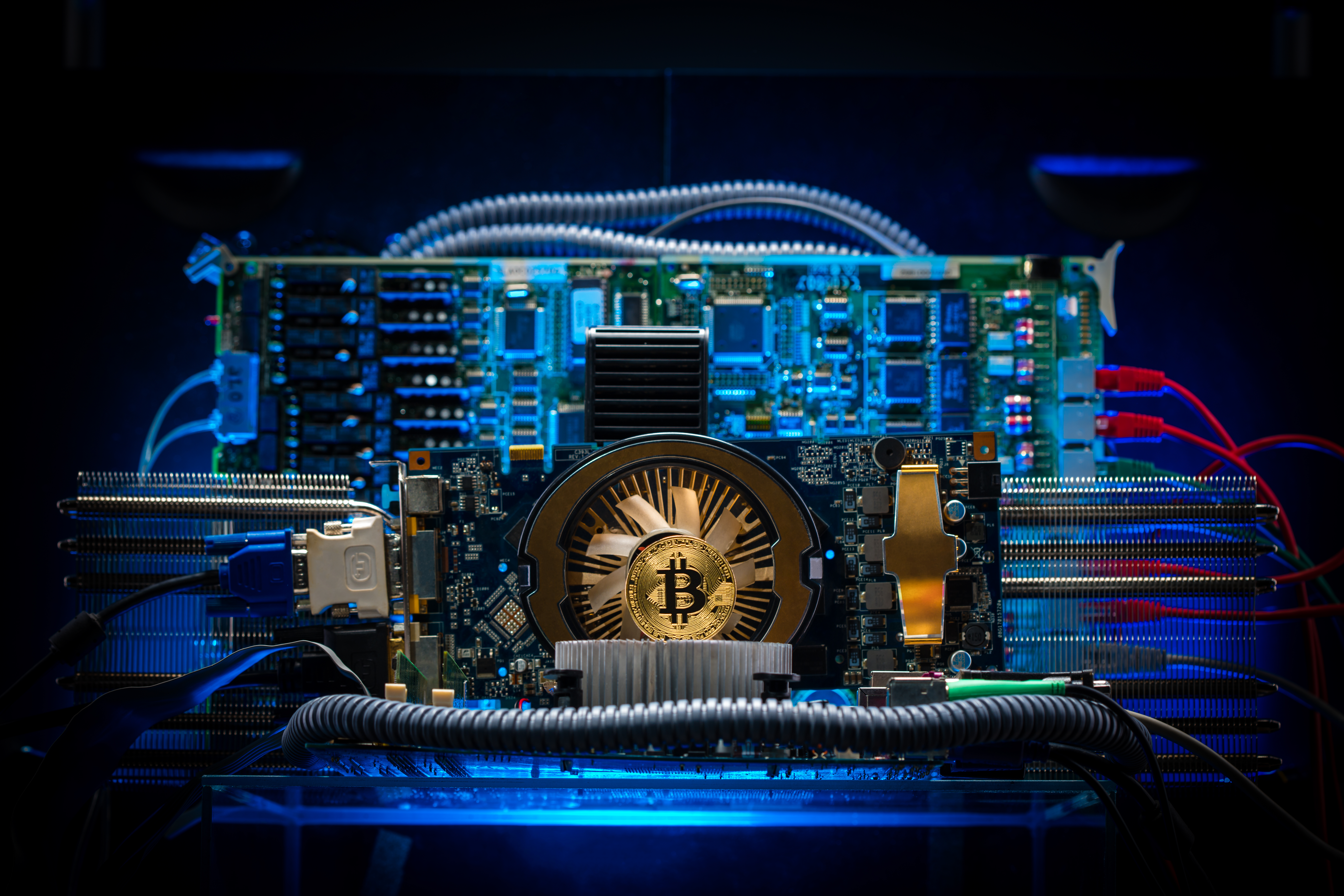 best configuration for cryptocurrency mining