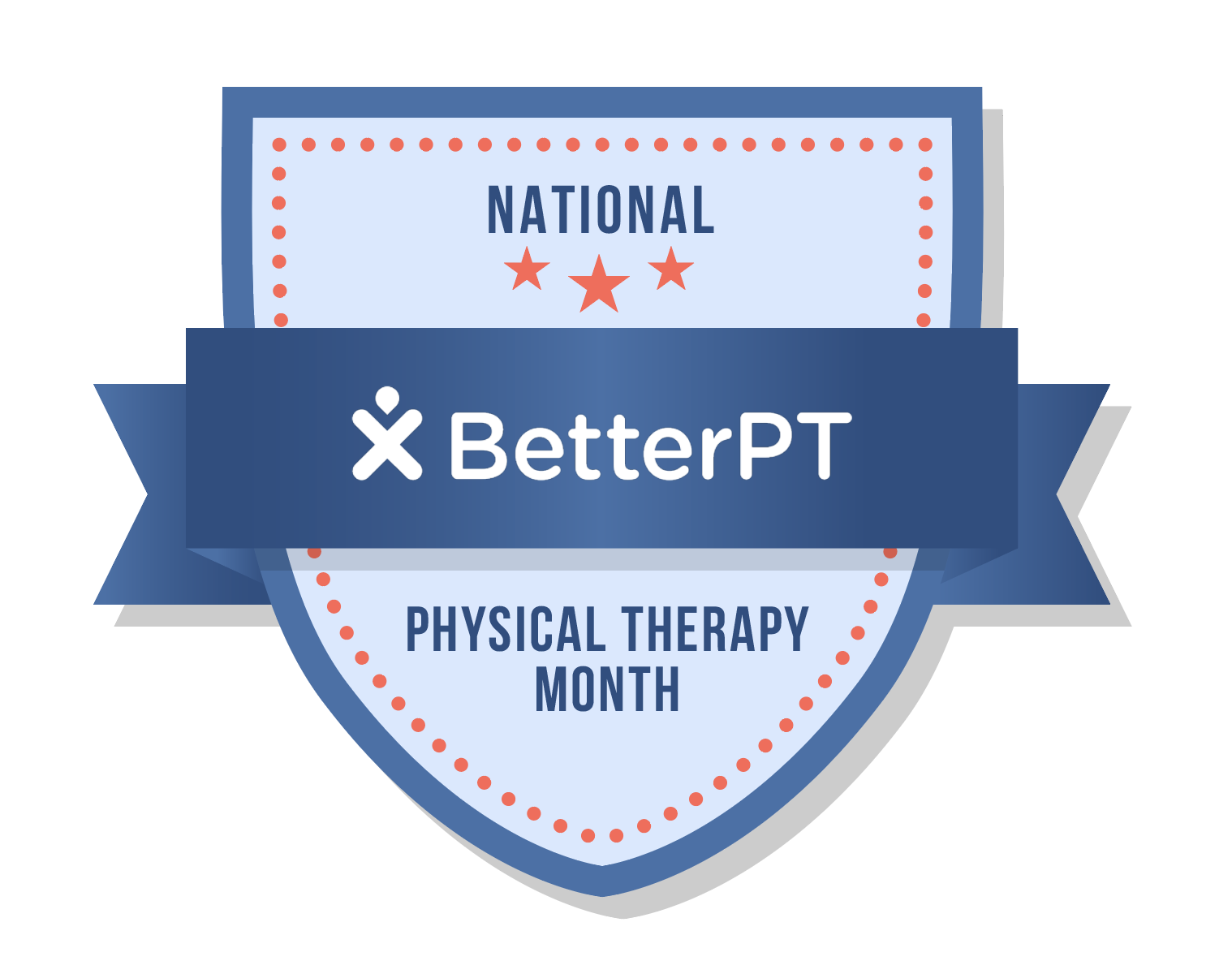 national physical therapy month banner