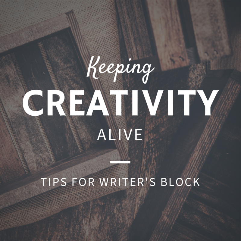 How to Keep Creativity Alive