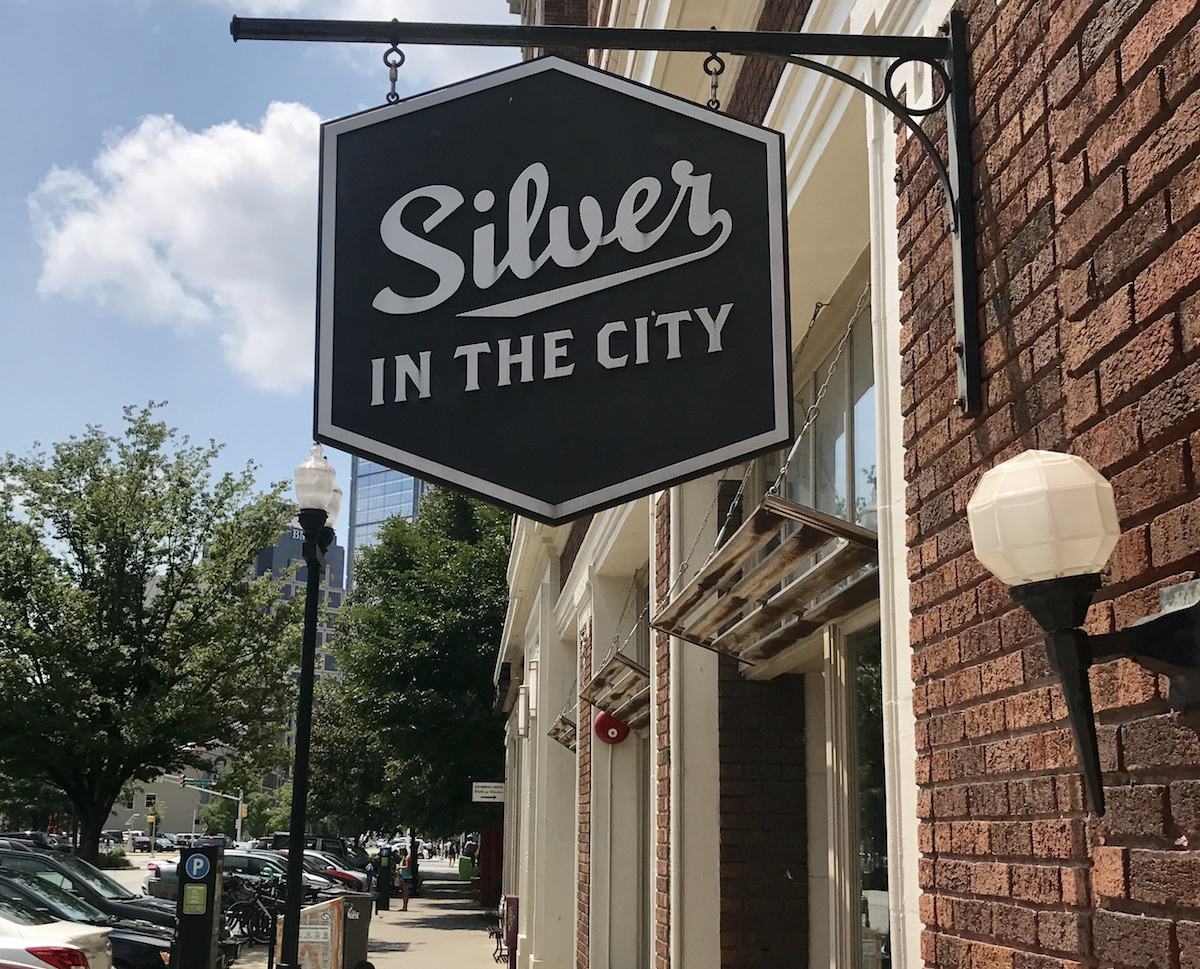Image of Open Doors: Indianapolis' Silver in the City