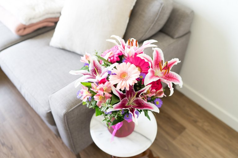 Gerbera Daisy Celebration Bouquet