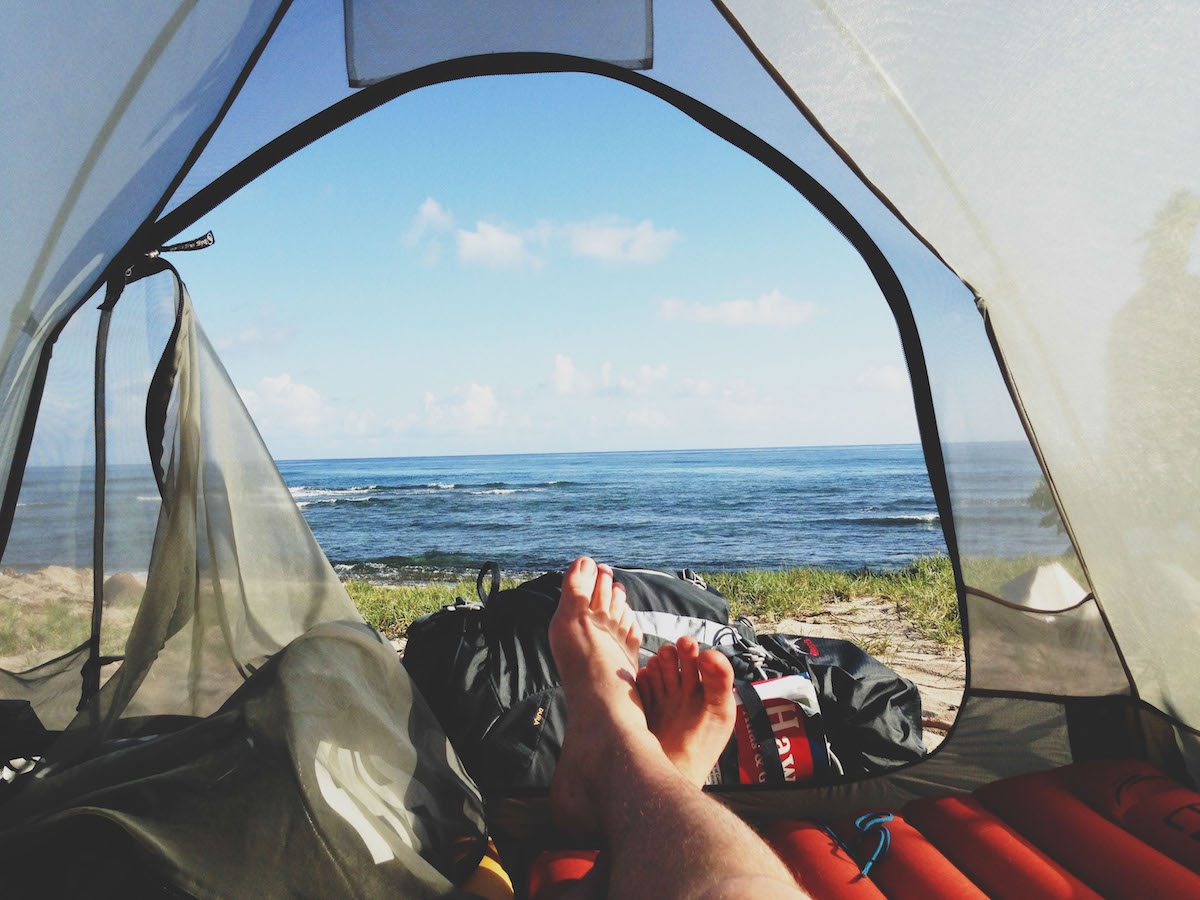 Whether you prefer a more traditional mountain campsite next to a lake or want to rise with the tides, San Diego has the perfect weekend campsite for your President's Day weekend.