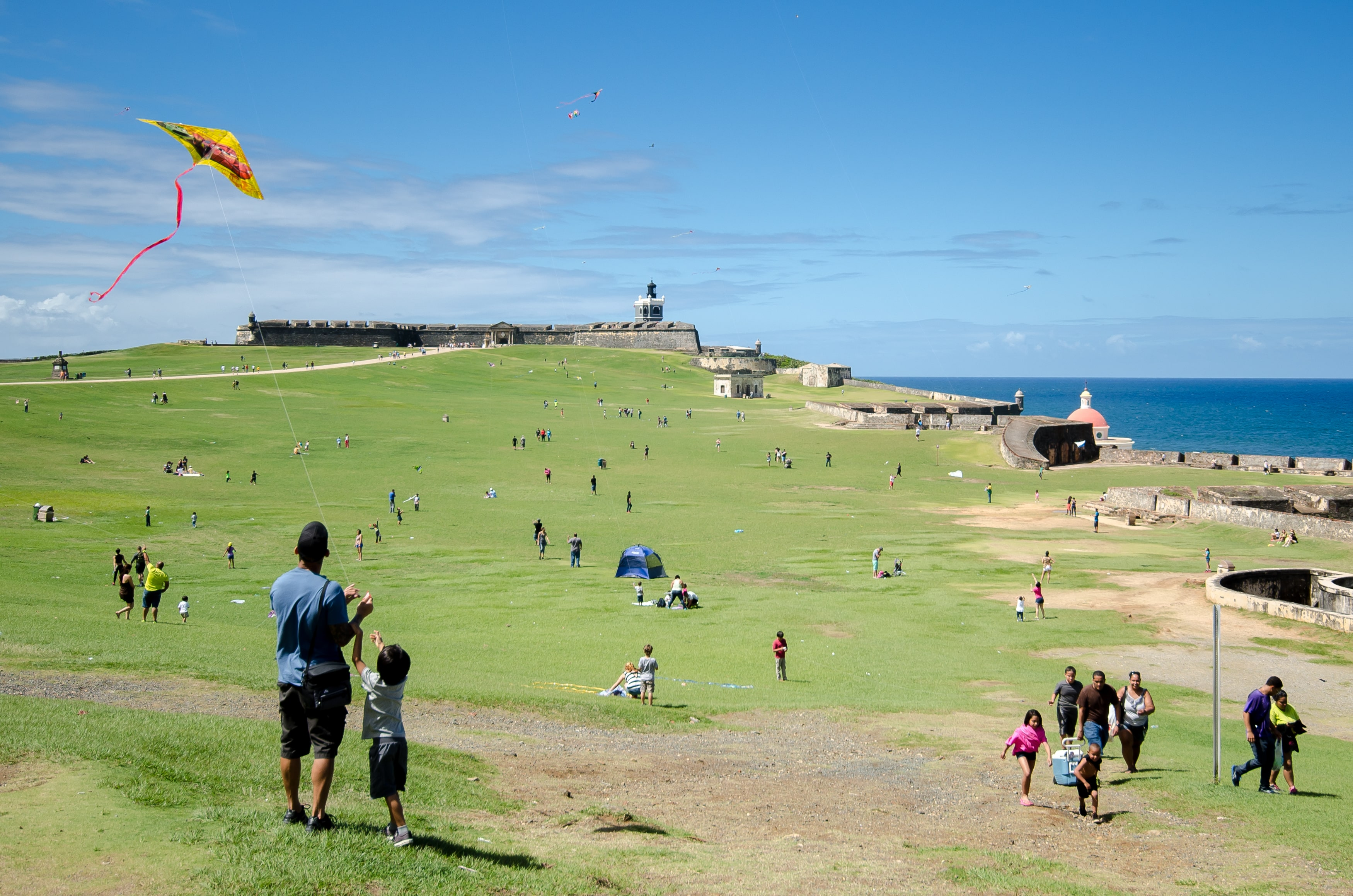 Knowing free things to do is important for planning a Puerto Rico family vacation