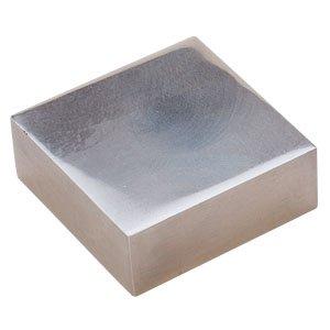 Steel bench block for hammering