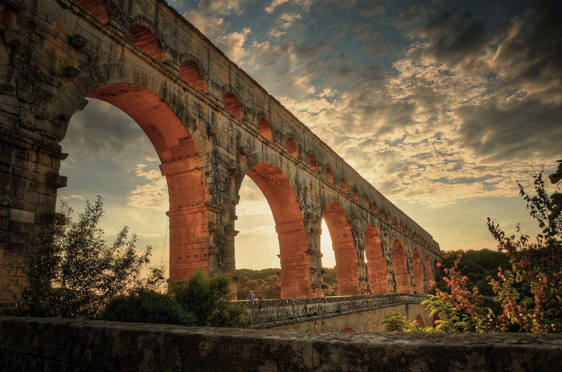 Pont Du Garde is one of the most amazing places to visit in France