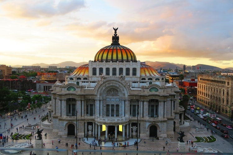 Include all the big sites in your Mexico City itinerary