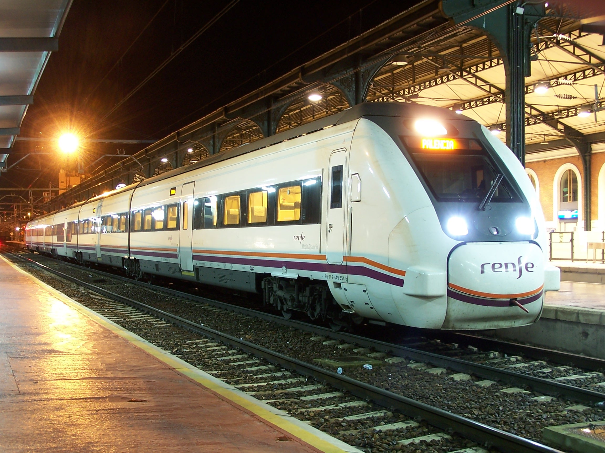 A good option for Spain transportation is the national train network, Renfe