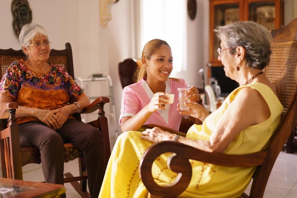 medication management for seniors in nursing homes -skilled nursing - assisted living facilities