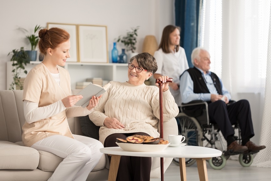 Nursing Home - Assisted Living Facility Marketing Strategies